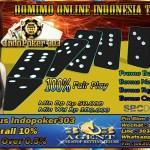 DominoQQ - Promo Bonus Terbesar Bermain Domino Online Indonesia