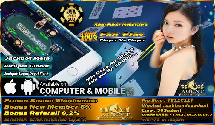 Tips & Trik Bermain Poker Online Uang Asli SBODOMINO