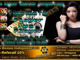Mengenal Permainan Bandar Poker Online Indonesia