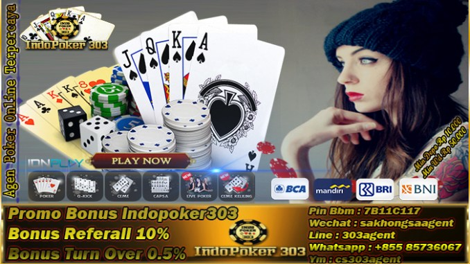 Poker Online Indonesia - Situs Judi Poker Online Asli Vs Palsu