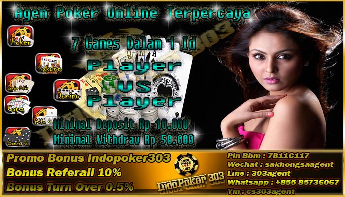 Keuntungan Bermain Taruhan Poker Online Di Indopoker303