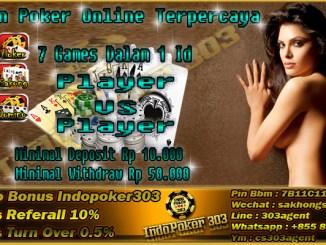 Situs Bandar Poker Dan Domino Online Tanpa Robot