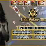 Website Bandar Judi Poker Online Promo Bonus Terbesar