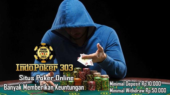 Taktik Bagus Untuk Menang Bermain Poker Online Indonesia