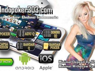 Indopoker303 Situs Resmi Taruhan Judi Poker Online Uang Asli Terpercaya