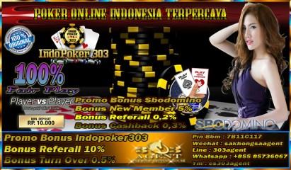 Situs Daftar Agen Poker Online Indonesia