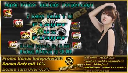 Mengetahui Jeni Jenis Bonus Di Poker Online Indonesia