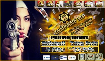 Promo Bonus Domino Online Bonus Terbesar 2017