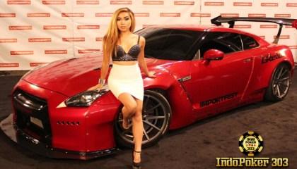 Poker Teraman - Satu lagi model hot Indonesia berdarah campuran Jepang, Ridha Yoshinori yang sangat sexy, dengan bentuk payudara yang bikin gagal fokus, simak