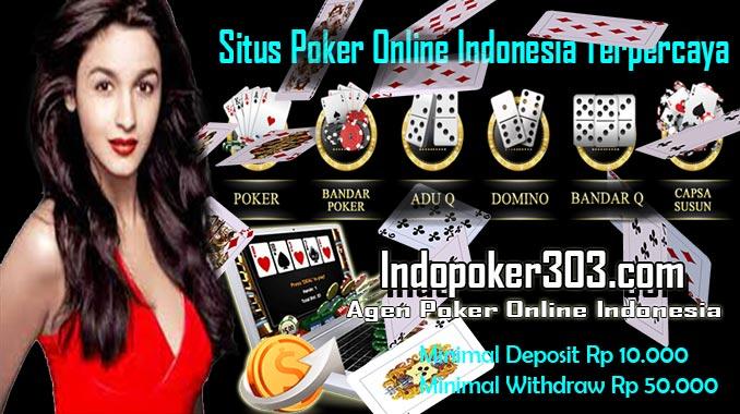Di dalam permainan game judi Poker Online Indonesia semakin marak dan semakin banyak digemari oleh para bettor judi online di indonesia. dengan hadirya teknologi internet di indonesia membuat dan memungkinan permainan kartu poker ini merupakan game yang sangat seru dan unik untuk dimainkan.