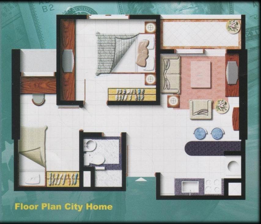 For SALE DIJUAL Apartemen Kelapa Gading Square City