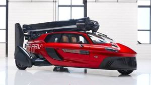 First flying car (Imagery image)