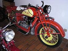Motor Pertama,500 cc OHV dianggap kurang efisien..