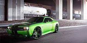 dodge challenger furious