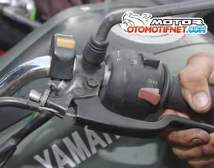 Tuas kopling Yamaha Byson