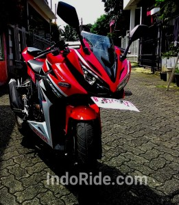 Honda All New CBR150R Facelift