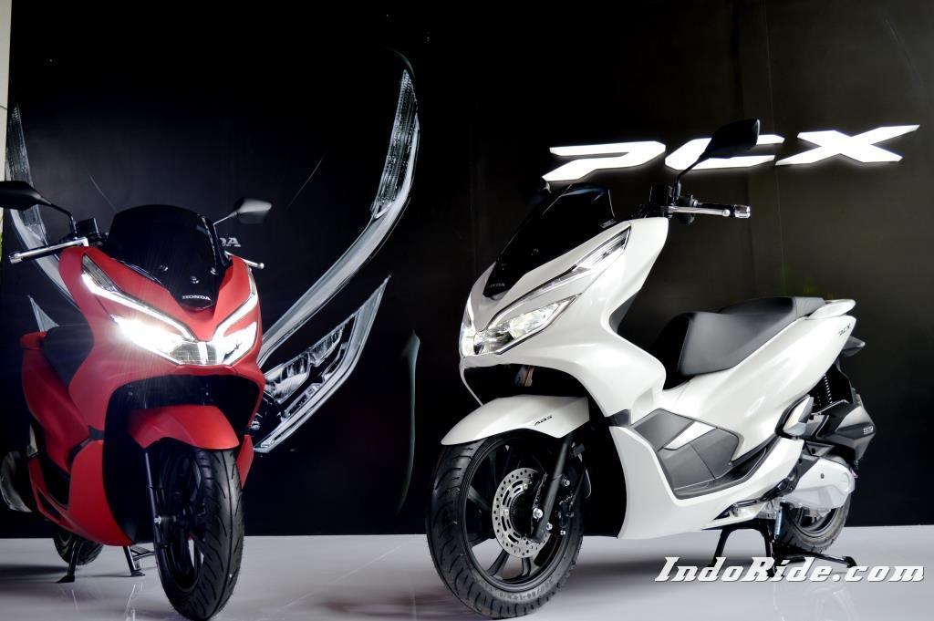 Berikut Perbedaan Honda All New Pcx150 Versi Abs Dan Cbs Sama Sama Valuable Di Harganya Indoride Com