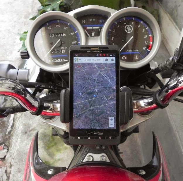 GPS HP motor