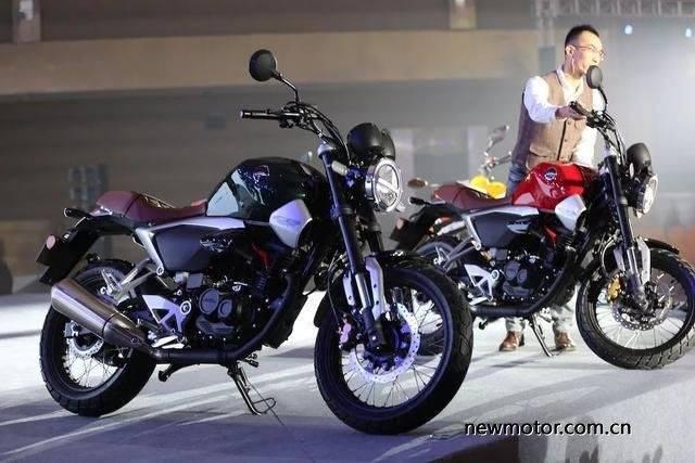 Honda-cb190ss-2019-side