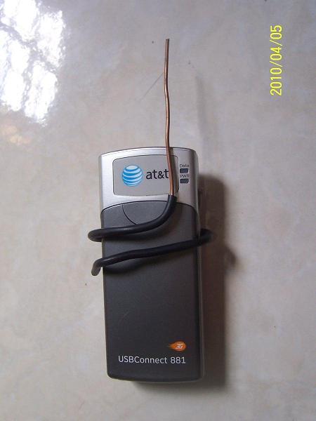 Membuat Sendiri Antena Penguat Sinyal HP 3G GSM CDMA