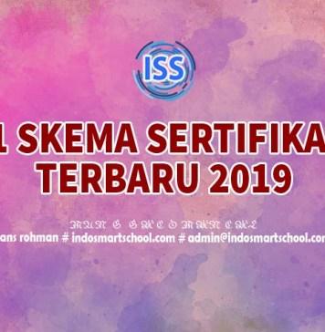 Download Skema Sertifikasi Kualifikasi KKNI Level 2 dan 3 LSP P1 SMK indo smart school terbaru 2019 lans rohman