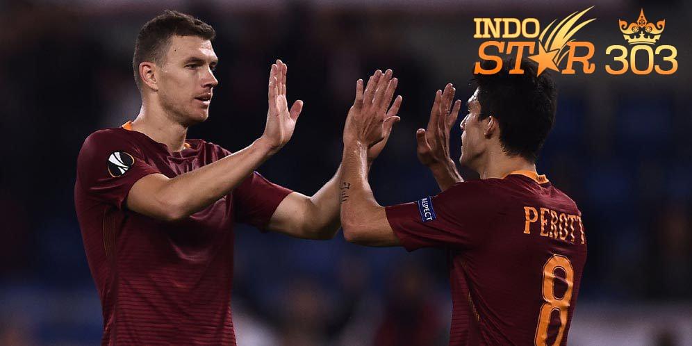 Agen Judi Bola - Hasil Pertandingan AS Roma vs Viktoria Plzen