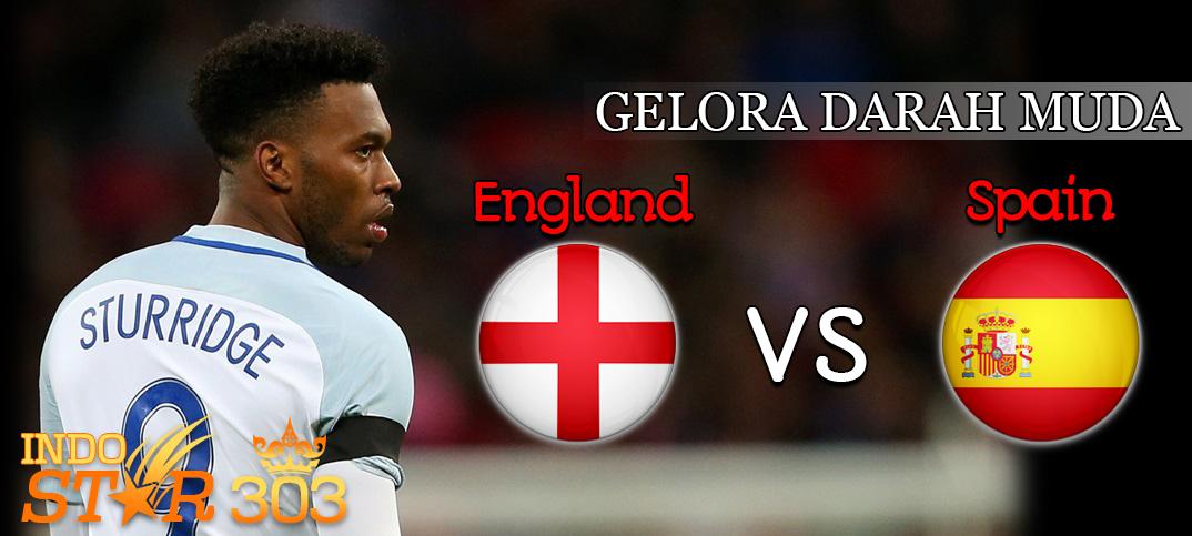 Agen Judi Bola - Prediksi Inggris vs Spanyol 16 November 2016