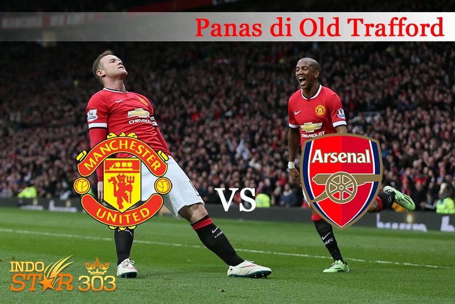 Agen Judi Bola - Prediksi Manchester United vs Arsenal