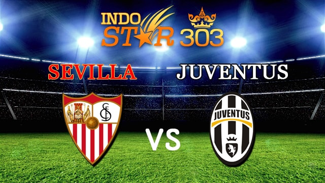 Agen Judi Bola - Prediksi Sevilla vs Juventus