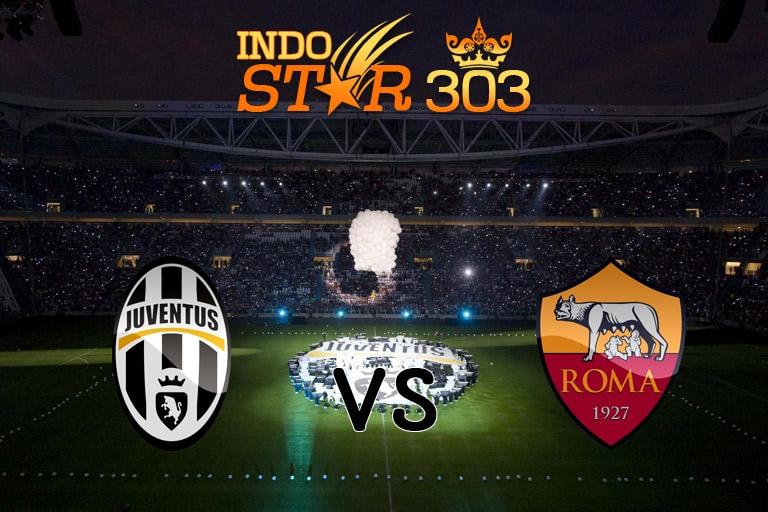 Agen Bola Terpercaya - Prediksi Pertandingan Juventus vs AS Roma