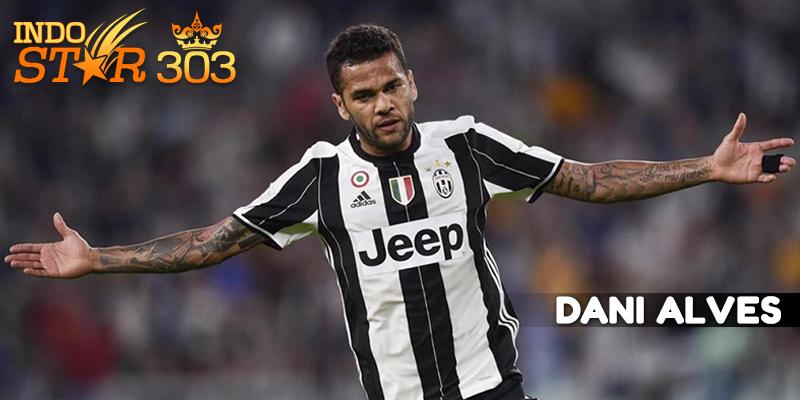 Agen Bola Terpercaya - Dani Alves