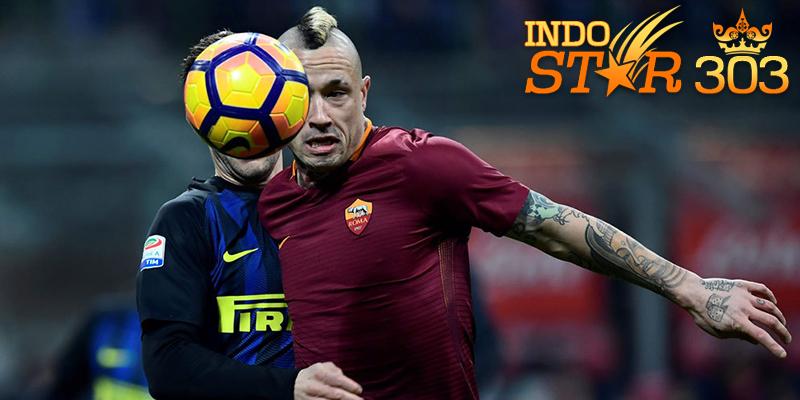 Agen Bola Terpercaya - Hasil Pertandingan Inter Milan vs AS Roma