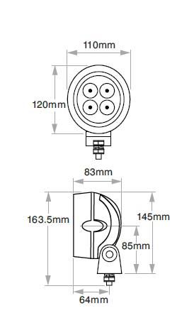 66 Mustang Charging System Wiring Diagram 1967 Mustang