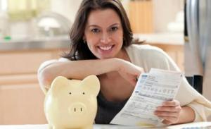 Cara sederhana untuk Menyimpan Uang