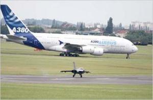 Pesawat Penumpang Terbesar di dunia