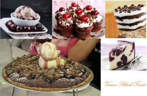 Resep Pizza Black Forest