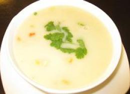 Resep Cream Soup Sayur