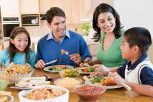 Kebiasaan Keluarga Sehat