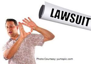 Tuntutan Hukum paling Konyol