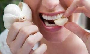Bawang Putih Untuk Kesehatan Tubuh