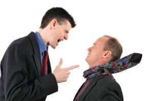 Konflik dengan Rekan Kerja