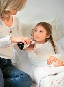 Memberi Obat pada Anak
