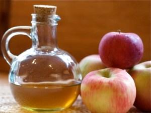 Menggunakan Cuka Sari Apel
