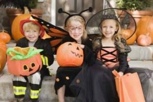 Aktivitas Halloween Untuk Anak-Anak