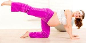 Berolahraga Selama Kehamilan