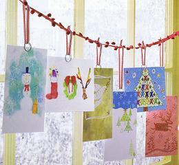 Cara Membuat Kartu Natal