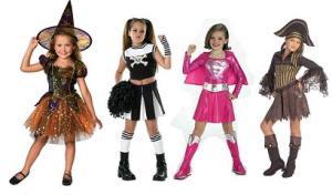 Kostum Halloween Untuk Anak