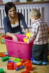Pekerjaan Rumah yang Bisa Dilakukan Anak