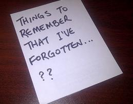 Cara Agar Tidak Sering Lupa