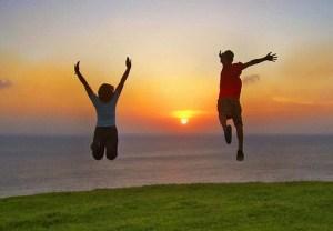 Menjalani Hidup yang Bahagia